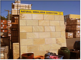 Natural Sandstone Queensland